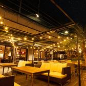 アロハテーブル ALOHA TABLE ルミネ大宮 ハワイアンBBQビアガーデンの雰囲気3