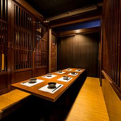 地鶏和食 個室居酒屋 鳥厨 渋谷店の雰囲気1