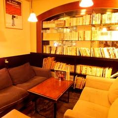 【地下1階:ソファー席】女子会、カップルに最適☆