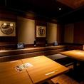 大小様々な個室があります【池袋でお食事処、飲み会を実施するお店をお探しなら北海道へ】