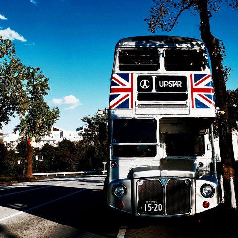 8名~26名様までご利用頂ける完全予約制貸切ロンドンバスクルージング!