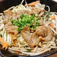 とんちゃん定食1100円