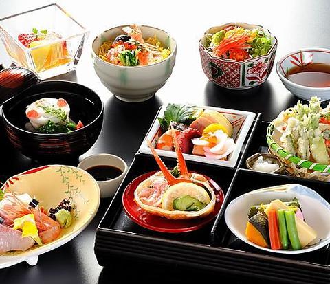 富山第一ホテル 日本料理 松川