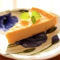 料理メニュー写真ベンジーのチーズケーキ