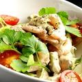 料理メニュー写真アボカドのサラダ