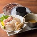 料理メニュー写真■北海道産旬の地撒きホタテ