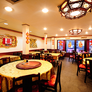 上海飯店の雰囲気1