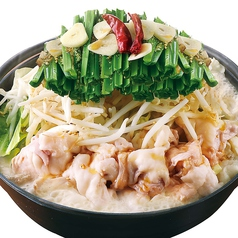 魚民名物 もつ鍋(1人前・ラーメン付)