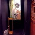 浮世絵や装飾もまるで江戸時代!