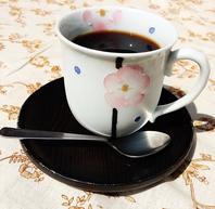 ホットコーヒーおかわり無料!