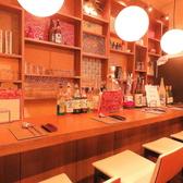 コリアンフードビストロ 貴仙 岡山店の雰囲気3