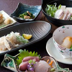 先斗町 四季 よし菜のおすすめランチ1