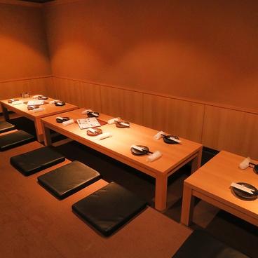 食洞空間 和楽 やわらく 天神店の雰囲気1