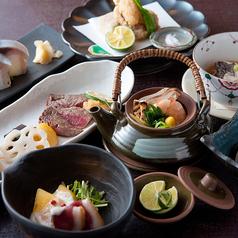 先斗町 四季 よし菜のおすすめランチ2
