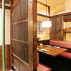 2名様~ご相談に応じます♪ゆったりとくつろげる個室も多数ご用意☆デートにも◎はなの舞 西川口東口店