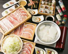 GINZA 春夏秋豚 横浜店のコース写真