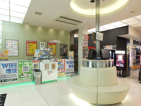 Media Cafe POPEYE 立川店