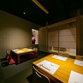 2名様から使える半個室は最大10名様まで収容可能。[居酒屋/個室/宴会/飲み放題/魚/完全個室/肉/岡山/倉敷/鍋]