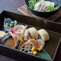 先斗町 四季 よし菜のおすすめランチ3