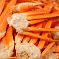 美味しいずわい蟹を心ゆくまでお楽しみください。