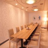 【6名~30名様まで】使い方様々なテーブル個室