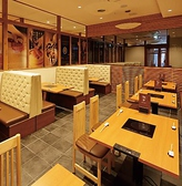GOCHISO-DINING 雅じゃぽ 名古屋名駅店の雰囲気3