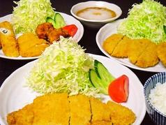 とんかつ料理 さち 堺町の写真
