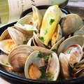 料理メニュー写真漁師滝口さんより ホンビノス貝の白ワイン蒸し