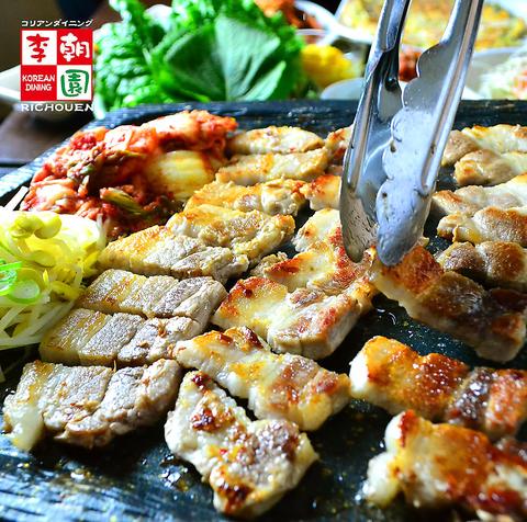 テイクアウトOK!!気軽に韓国料理を堪能できるお店です♪