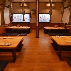 七輪炭火焼肉DINING ミート食楽部 横浜 関内店の雰囲気1