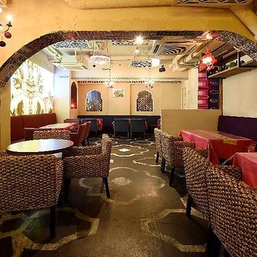 バンコクナイト bangkok night 宇田川カフェの雰囲気1