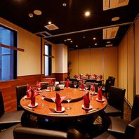 完全個室で会社の会議が可能です♪