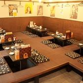 美味しい九州料理と焼酎・日本酒を楽しめる駅チカ和食居酒屋九太郎!貸切での宴会も可能な店内は最大60名様までご案内可能です!貸切でのご利用は30名様から承っております。店舗貸切のため他のお客様の目を気にせずにお楽しみ頂けます!飲み放題付きコースご用意♪ご予約や空席情報などお気軽にお問合せ下さい。