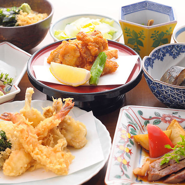 天ぷら ひさご 瓢 秋葉原UDX店のおすすめ料理1