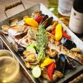 料理メニュー写真日替わり鮮魚のアクアパッツァ