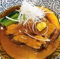 料理メニュー写真佐助豚の角煮