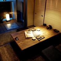 御茶ノ水でのご接待などに最適な個室ご用意