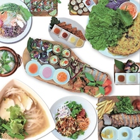 野菜ソムリエが提案する創作ベトナム料理♪