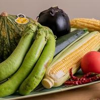 新潟野菜へのこだわり