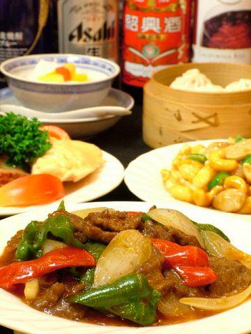 """東京ビッグサイトから徒歩5分。旬の味を大事にする""""楽苑""""でお手軽中華を楽しもう♪"""
