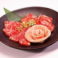 ●王道&人気のお肉でお祝いしよう![春のお祝い3種盛り]