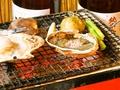 料理メニュー写真カニ味噌甲羅焼