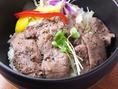 【ランチにおすすめ】牛タン丼700円