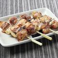 料理メニュー写真<名代>純和鶏ねぎま塩