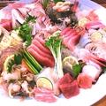 料理メニュー写真◆刺身盛り合わせ◆(3人前~4人前)