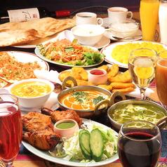 INDIAN RESTAURANT PANAS 茗荷谷店のおすすめ料理1