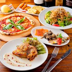 野菜とワインの京橋バル NINEの写真