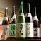新潟郷土料理に合う、地酒を仕入れています。季節の限定酒も。越後料理とともにじっくりお愉しみください。