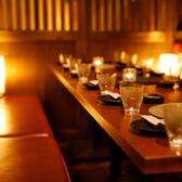 《新宿個室肉バル》落ち着きのある個室で至福のひとときをお楽しみいただけます♪2名様~団体様までご利用いただける個室をご用意。新宿・完全個室・宴会・女子会・記念日・3時間飲み放題コースは2980円~★幹事無料クーポンあり♪