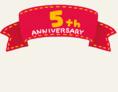 ★ワイン&鉄板ビストロ Don Beehaは皆様のお蔭で5周年を迎えました★